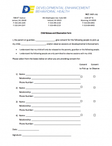 new-child-release-form